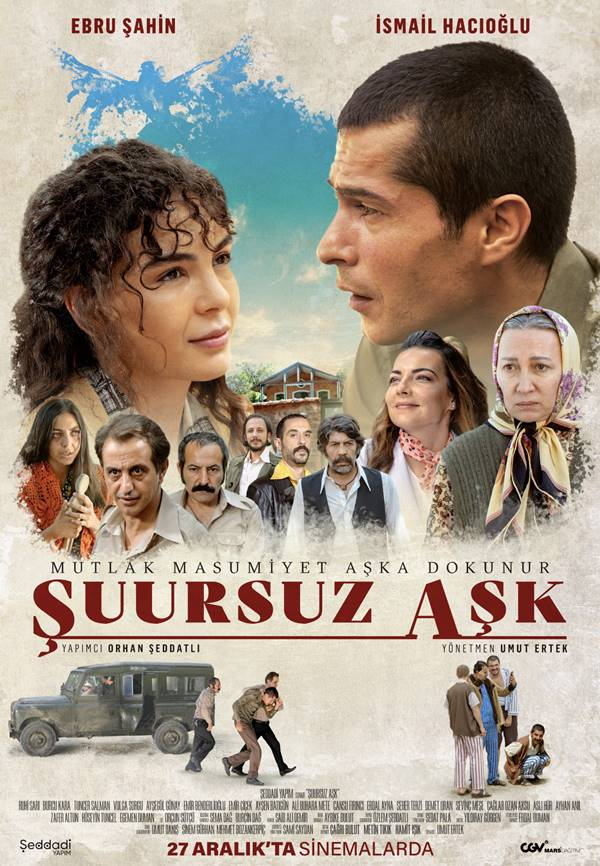 Şuursuz Aşk (Blind Love) is 2019 make Turkish political drama film