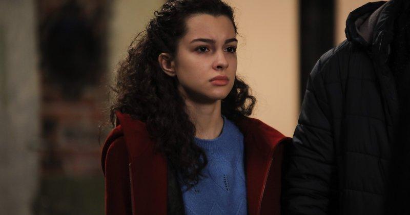 Su Burcu Yazgı Coşkun is acting as Asiye in Kardeşlerim (My Siblings) Turkish TV drama