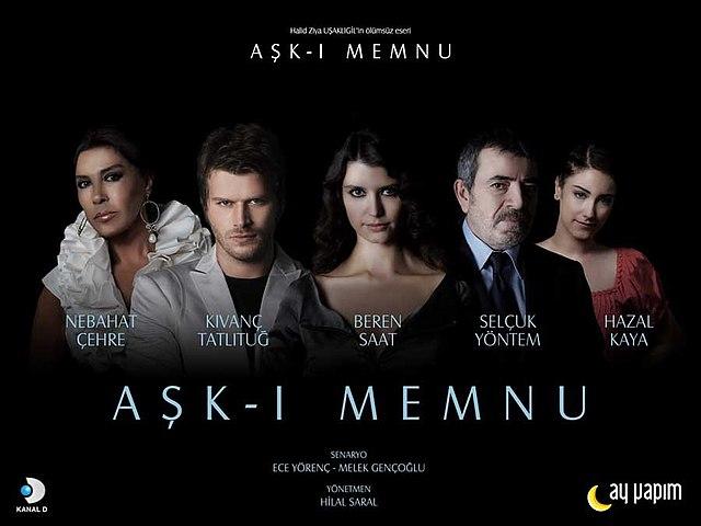 The fantastic Turkish TV drama Aşk-ı Memnu (The Forbidden Love)