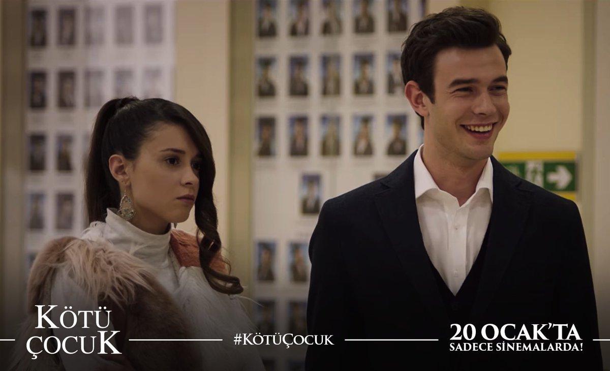 The first acting experience of Aytaç Şaşmaz was in the movie Kötü Çocuk (The Bad Boy) in 2017
