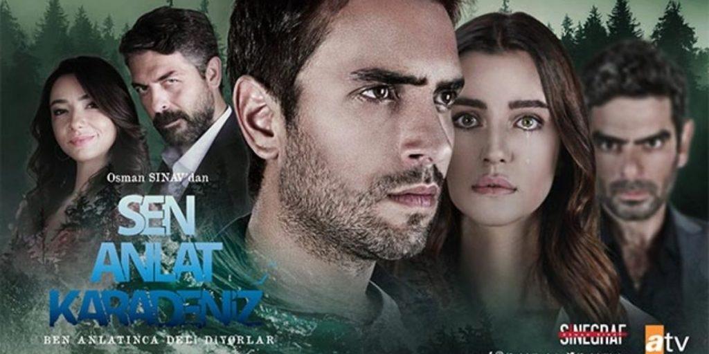 Ulaş Tuna Astepe made quite a name with his role in Sen Anlat Karadeniz (Tell You the Black Sea)