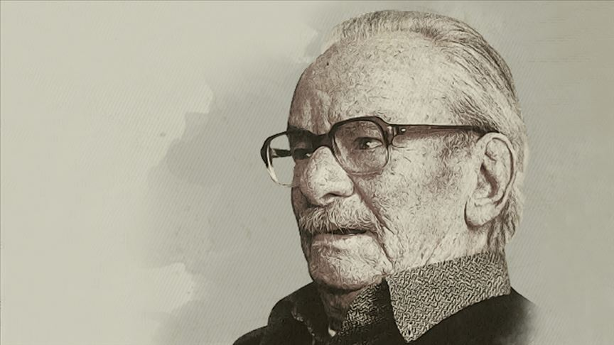 Melih Cevdet Anday is one of the best Turkish writers