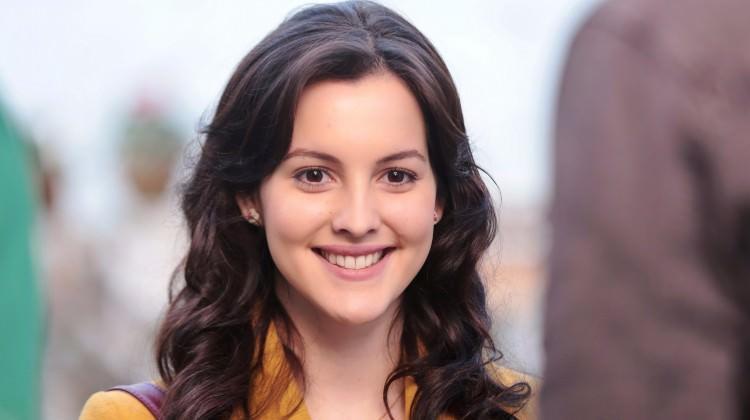 The actress appeared as Türkan in Paşa Gönlüm