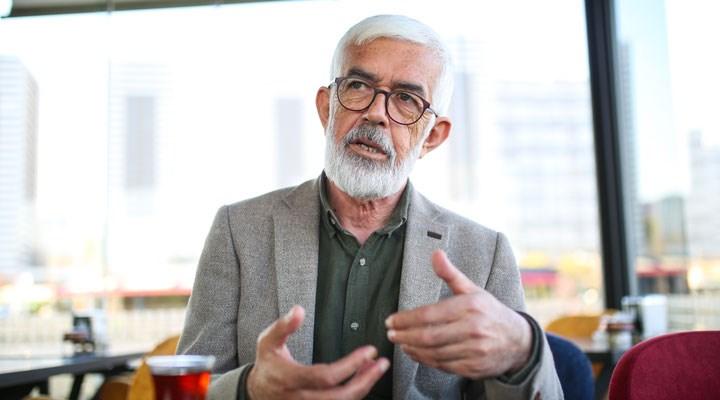 The eminent Turkish writer Hasan Ali Toptaş