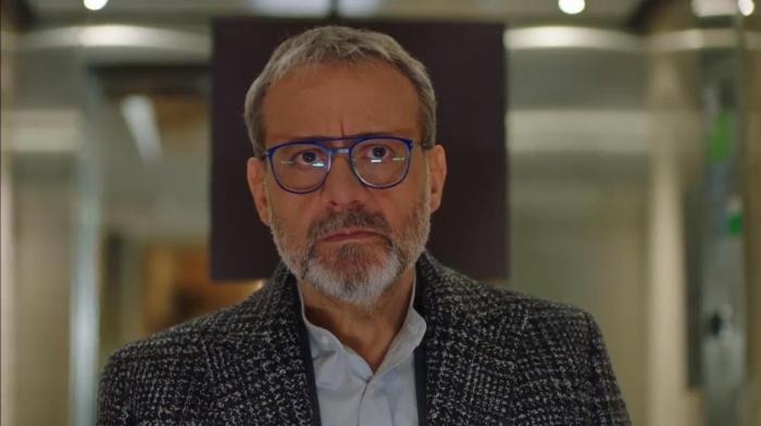 The master Turkish actor Engin Alkan is acting as Kasım Karahun in Ikimizin Sirri (The Story of Two)