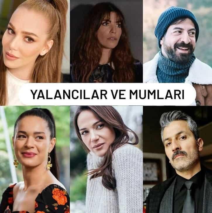 The potential cast of Yalancı ve Mumları Turkish TV drama