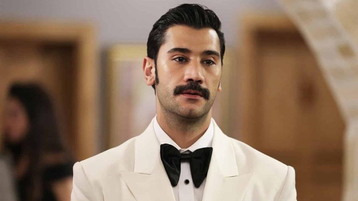 Turkish actor Uğur Güneş has been in demand in recent years