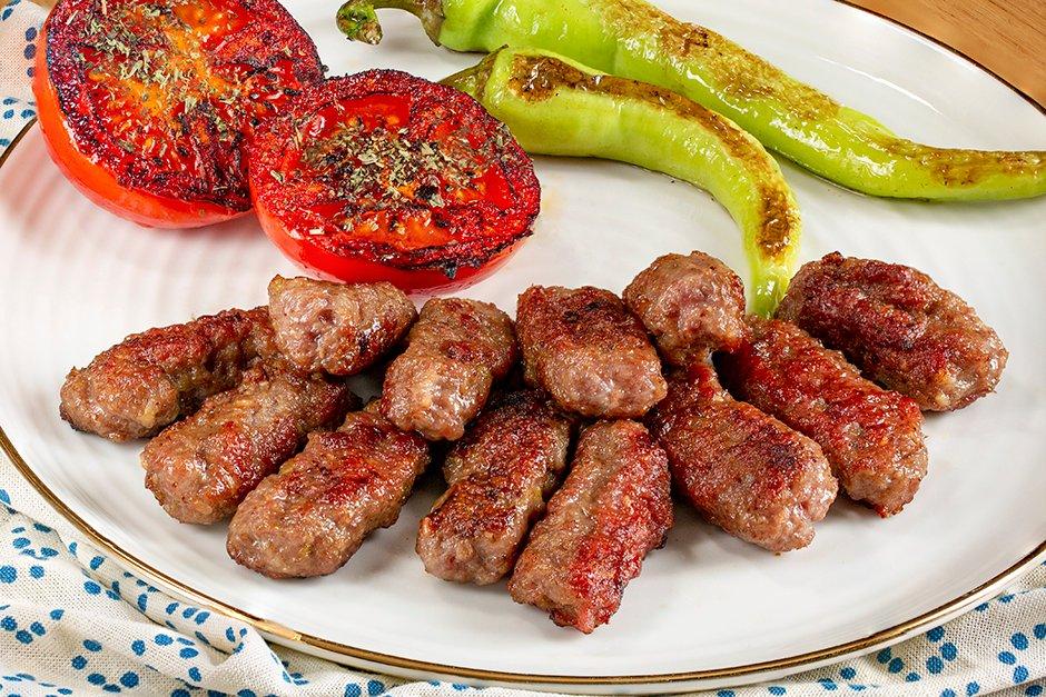 Turkish meatballs always come first in Turkish cuisine
