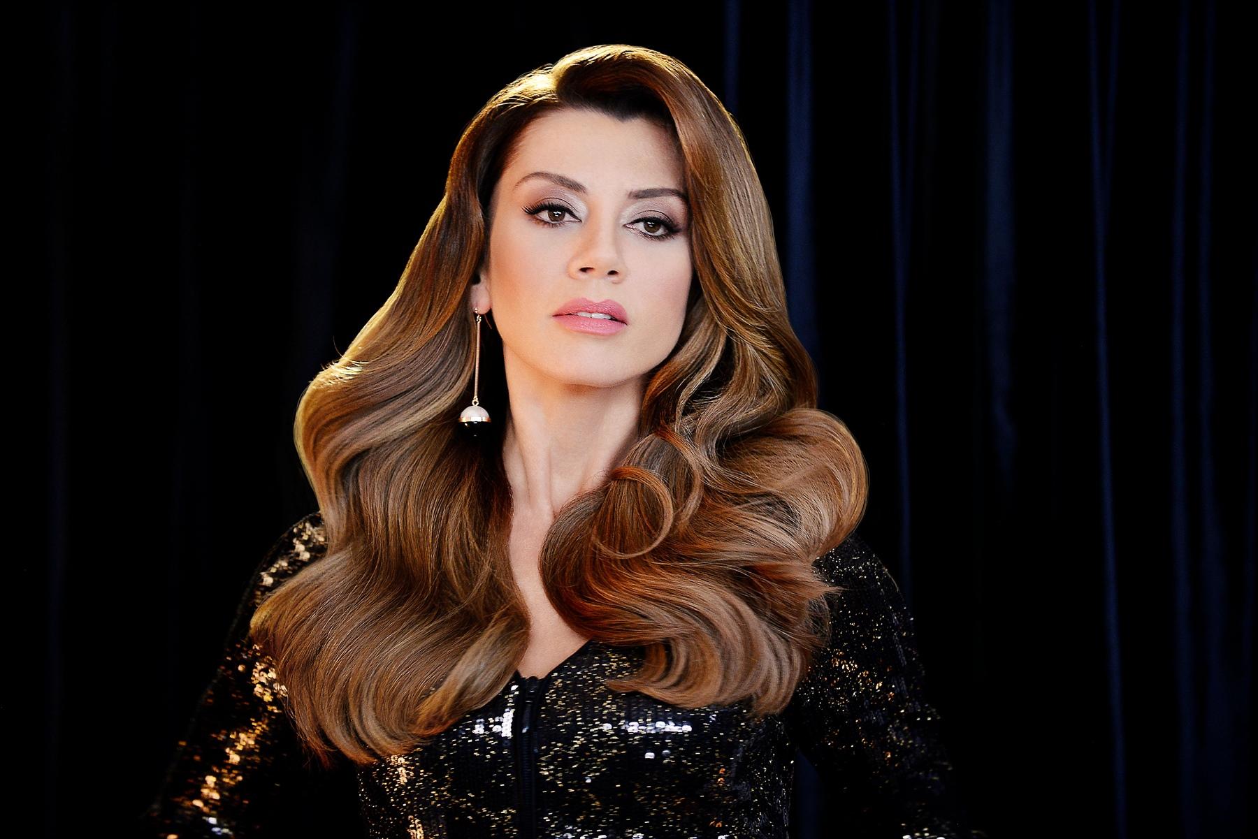The beautiful and talented Turkish actress Gökçe Bahadır
