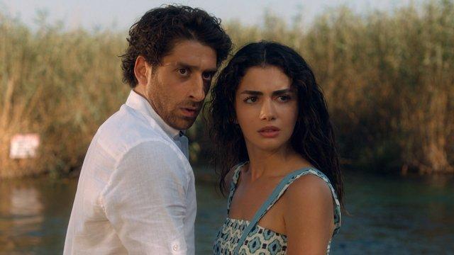Bora Akkaş and Özge Yağız are the leading roles of the series