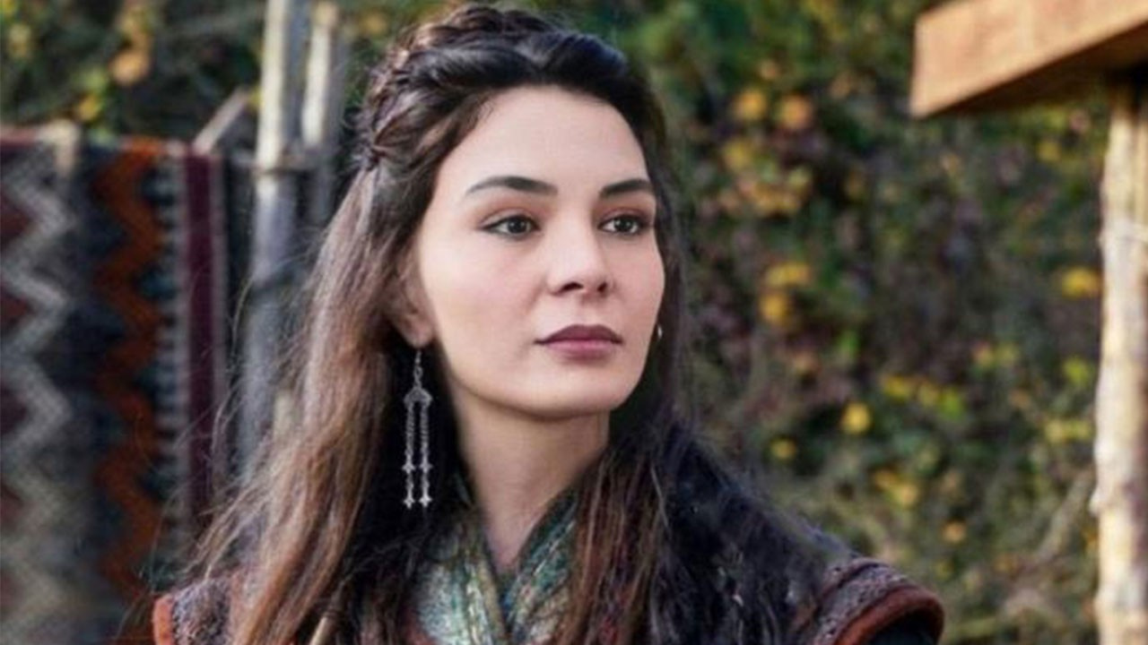 Ebru Sahin has been undergoing training for her role such as learning to ride horses, and using a sword