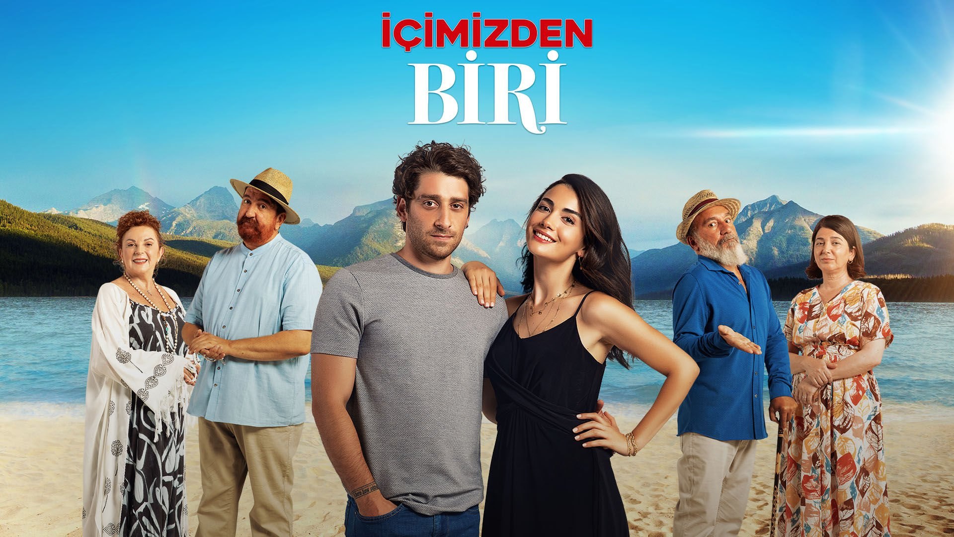 Icimizden Biri (One of Us) is a fresh Turkish romantic comedy
