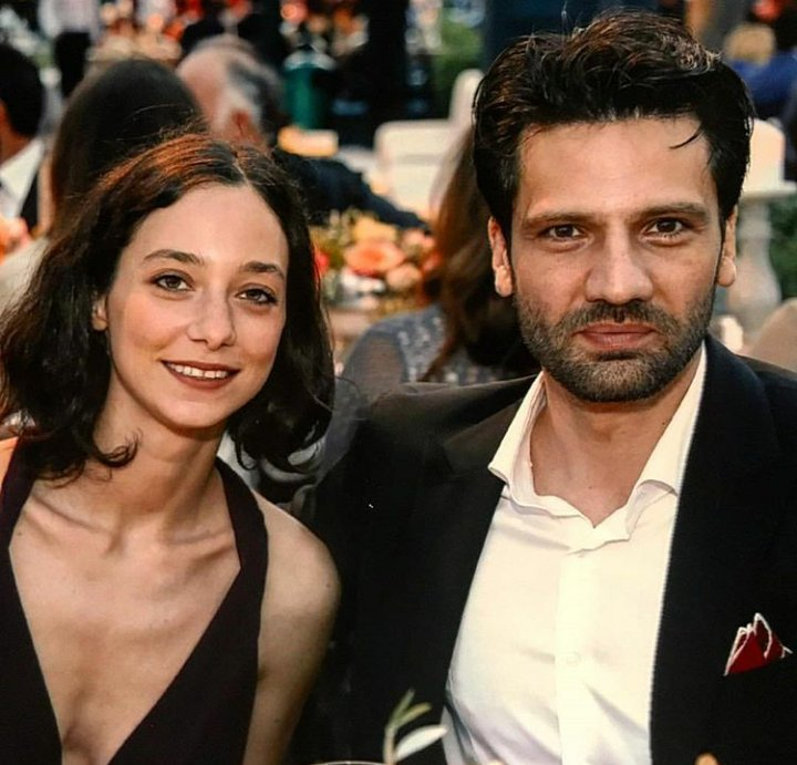Kaan Urgancioglu and his mysterious girlfriend Zeynep Oymak