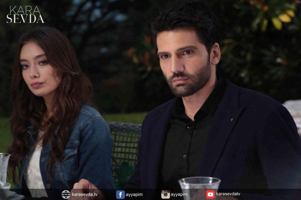 Kaan Urgancioglu in Kara Sevda (Endless Love)