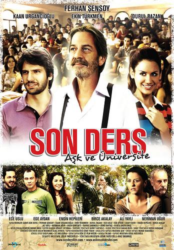 Kaan Urgancioglu in Son Ders-Ask ve Universite (Last Lesson: Love and University)