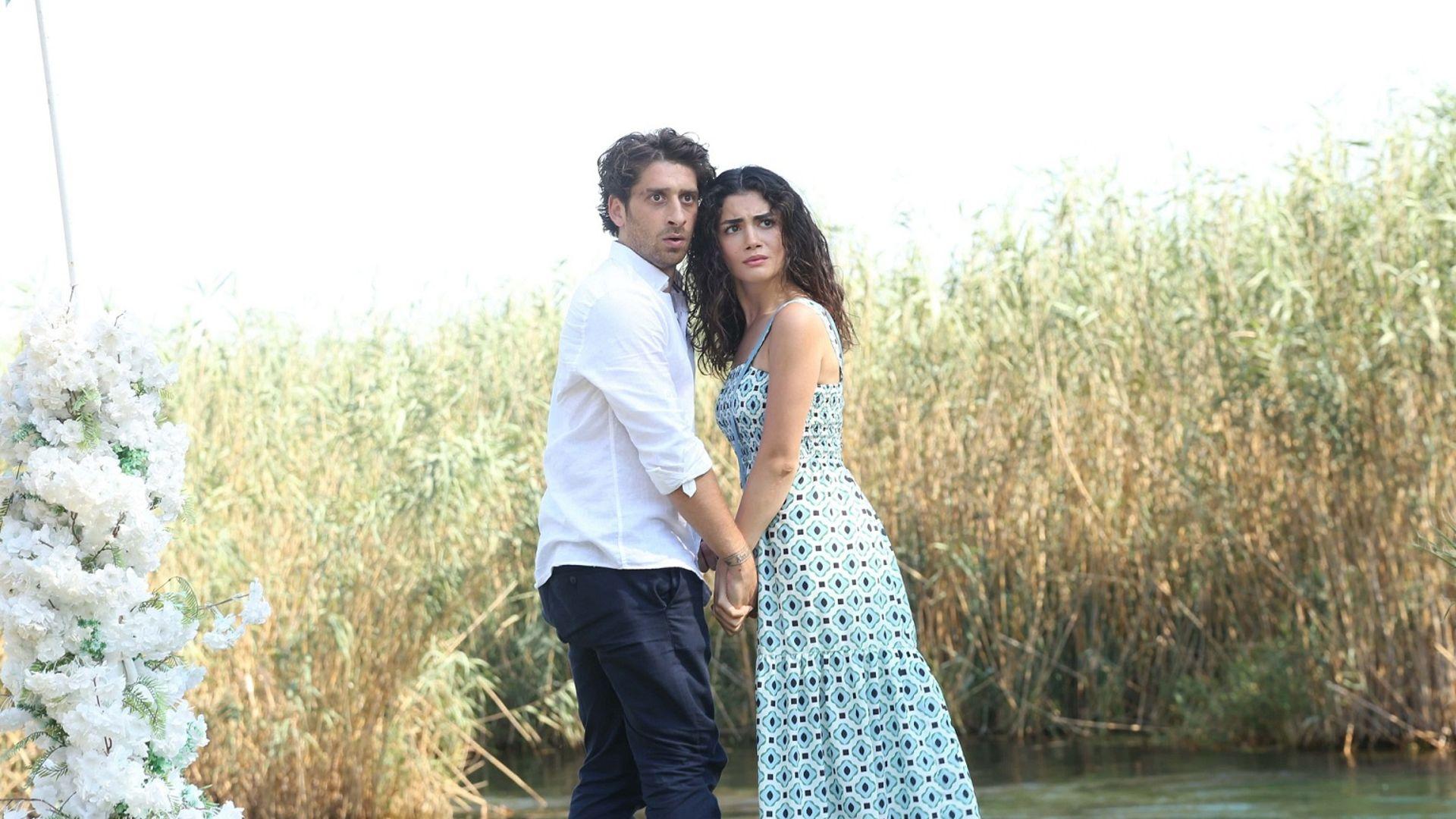 Ozge Yagiz stars as Havva (Eve) in Icimizden Biri (One of Us)