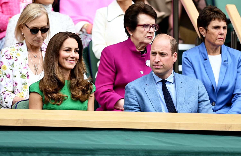 Prince William and Princess Kate Middleton of England