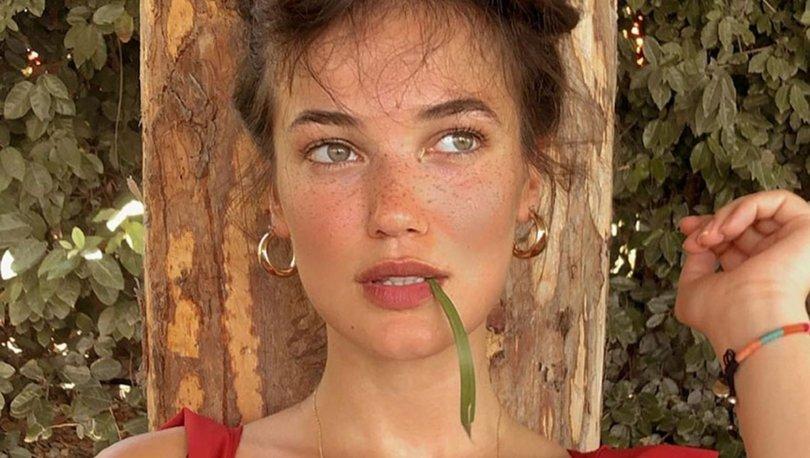 The 28-year-old Turkish actress Pınar Deniz was born in Adana