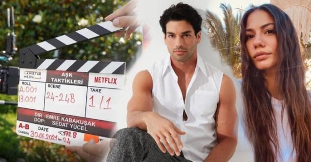 The filming of Ask Taktikleri (Love Tactics) began in June