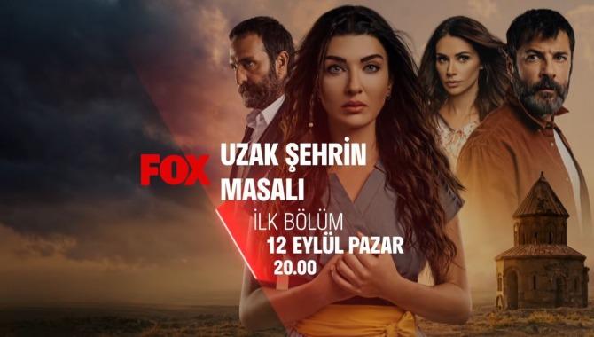 "A Brand-New Turkish Drama ""Uzak Şehrin Masalı"" (The Tale of the Far City)"