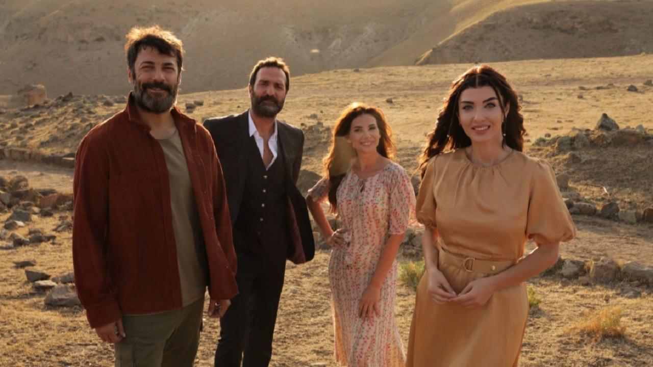 Uzak Şehrin Masalı (The Tale of the Far City) will be broadcast on Fox TV on Sunday, September 12