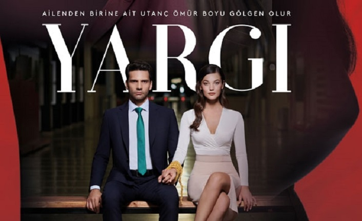 "Behold! Turkish TV Drama ""Yargı"" (Jurisdiction) Starts Tomorrow!"