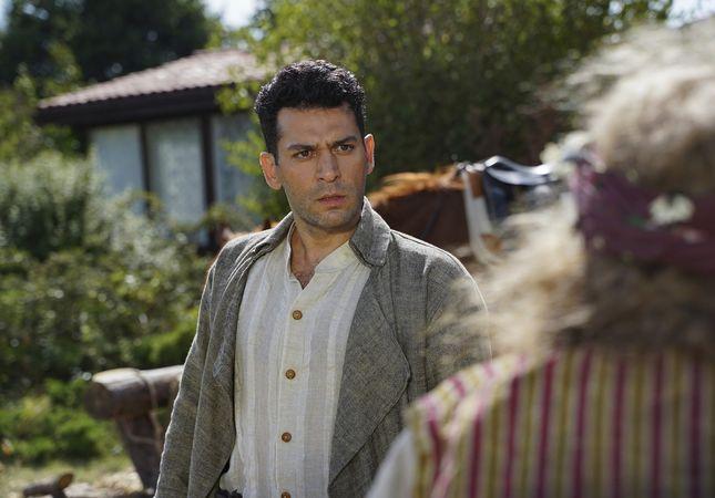 The eminent Turkish actor Murat Yıldırım's new series Aziz takes place in Antakya in the 1930s