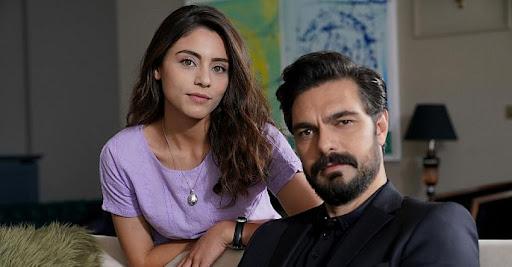The harmonious couple Sila Turkoglu ve Halil Ibrahim Ceyhan