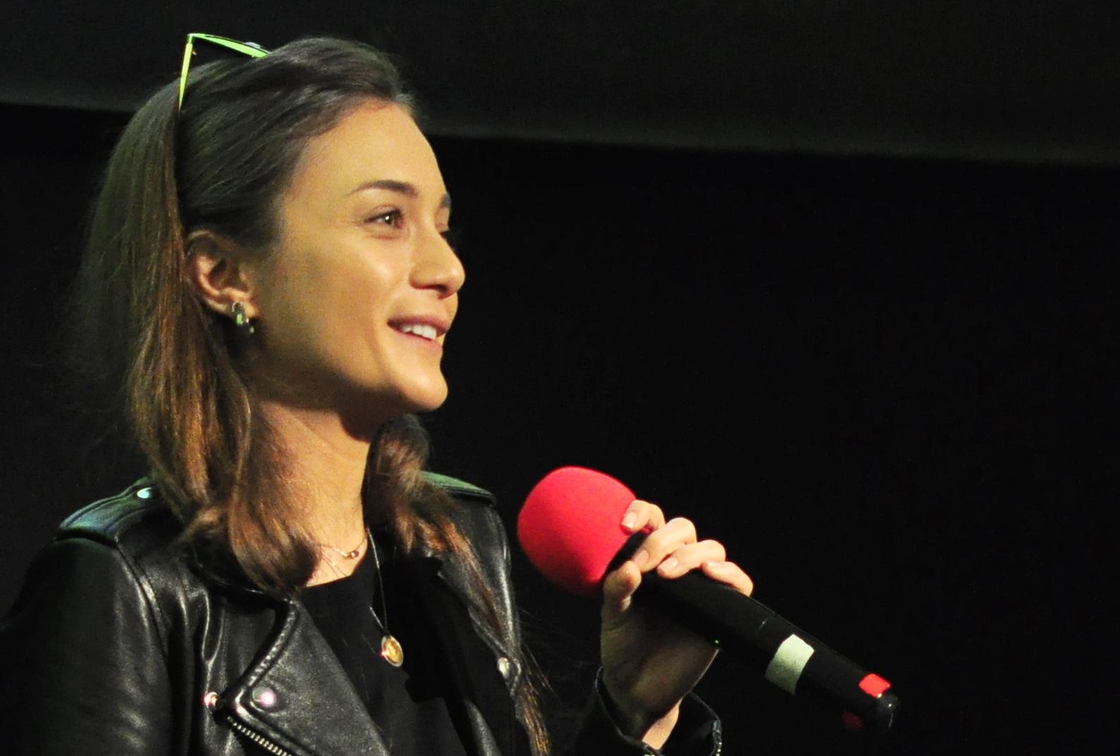 Damla Sonmez is an accomplished Turkish actress