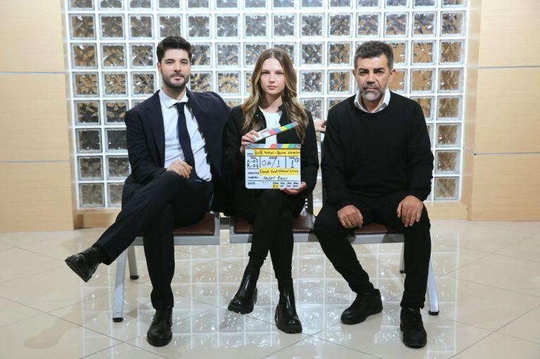 "Star TV's New Series ""Benim Hayatım"" (My Life) is on The Set"