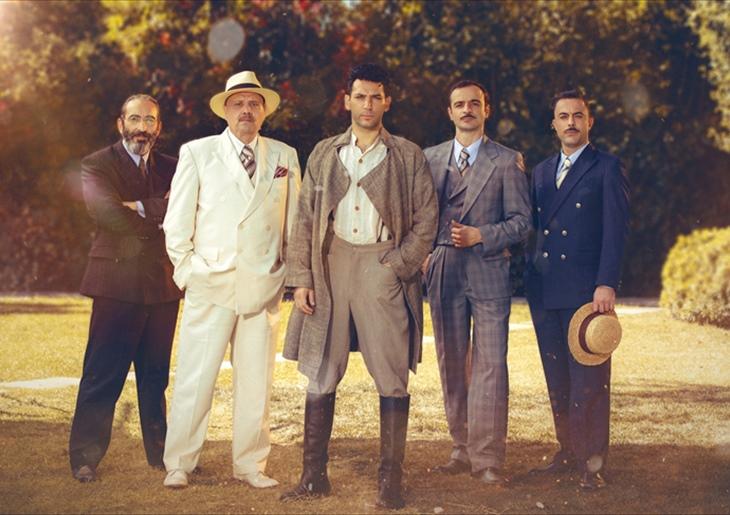 The powerful cast of Aziz