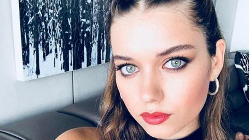 The promising Turkish actress was born on 2 December 1997